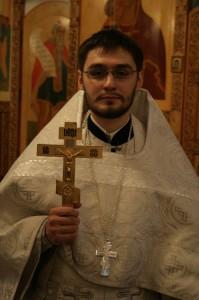 клирик иерей Павел Семенов