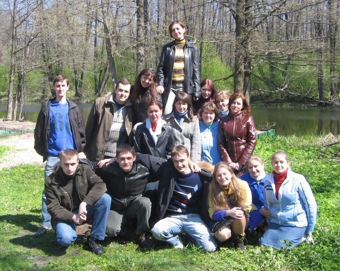 Графское,май2007