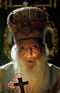 SERBIA-RELIGION-PATRIARCH-PAVLE